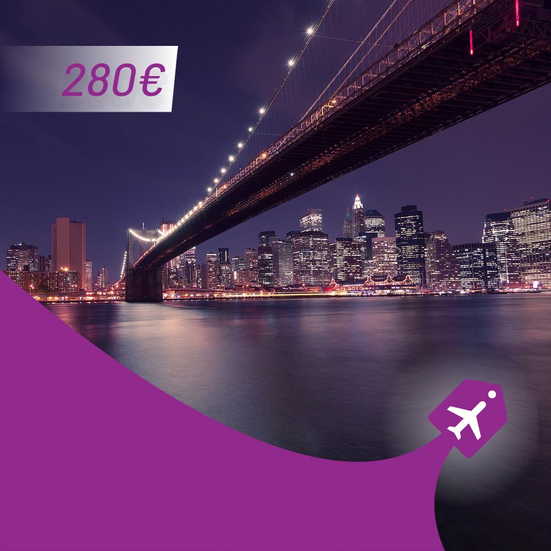 let za njujork aviotag