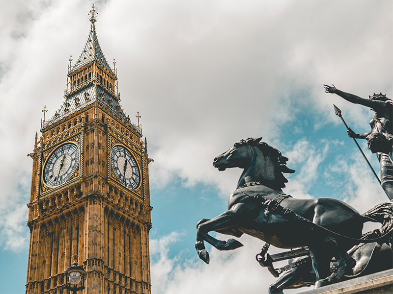 london destinacija aviotag