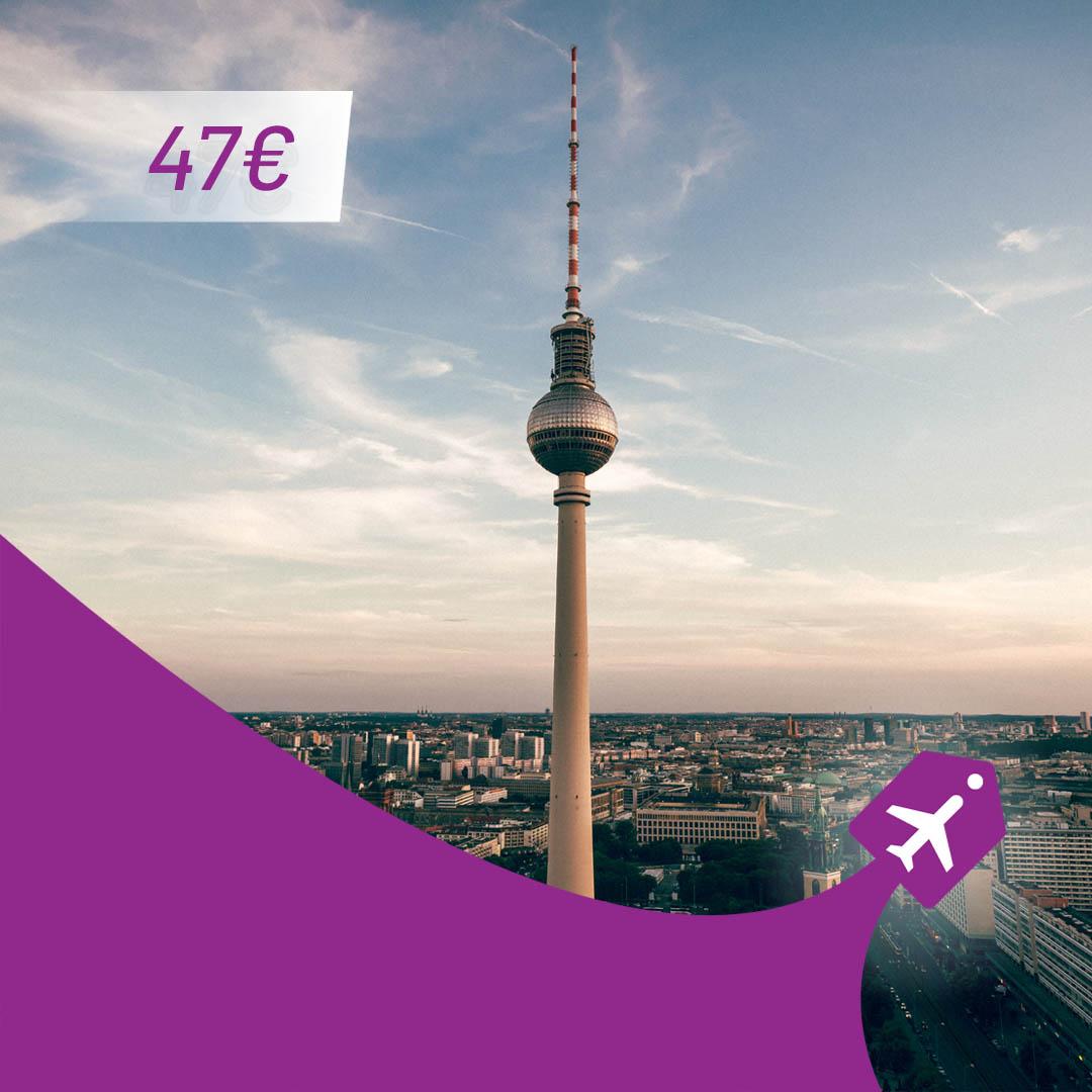 avio karte beograd berlin