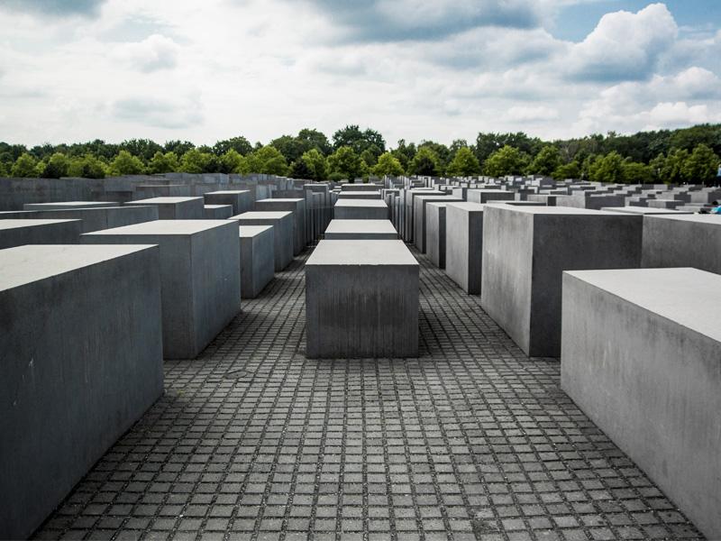 aviotag holokaust memorijal berlin