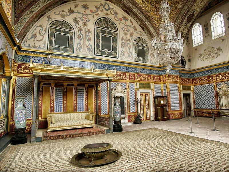 aviotag istanbul topkapi palata