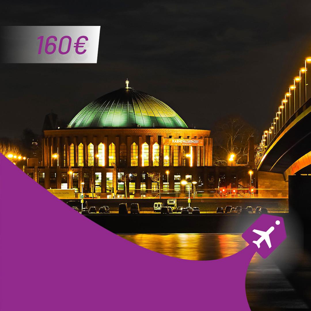 let za Dizeldorf iz Beograda aviotag