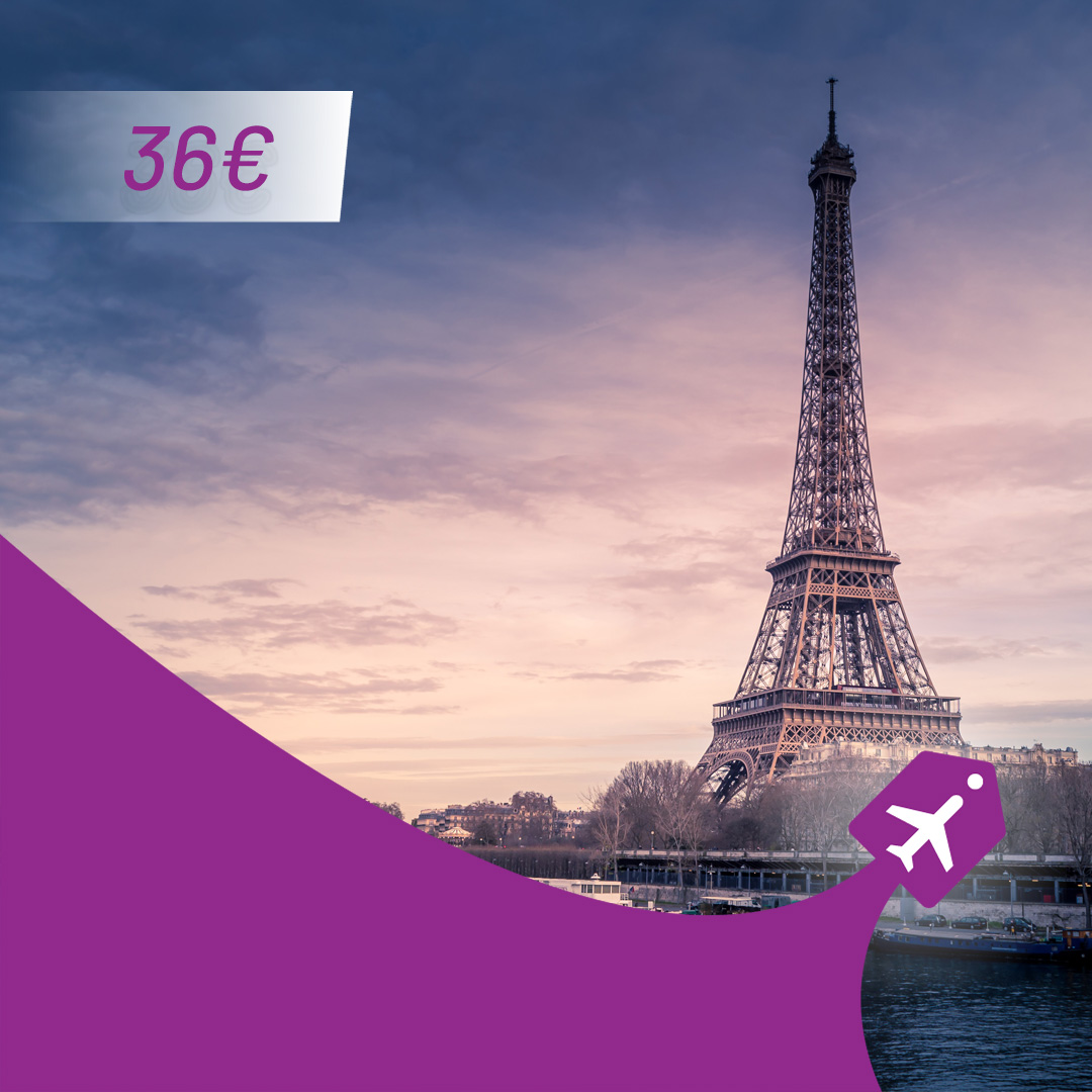 pariz aviotag let za pariz