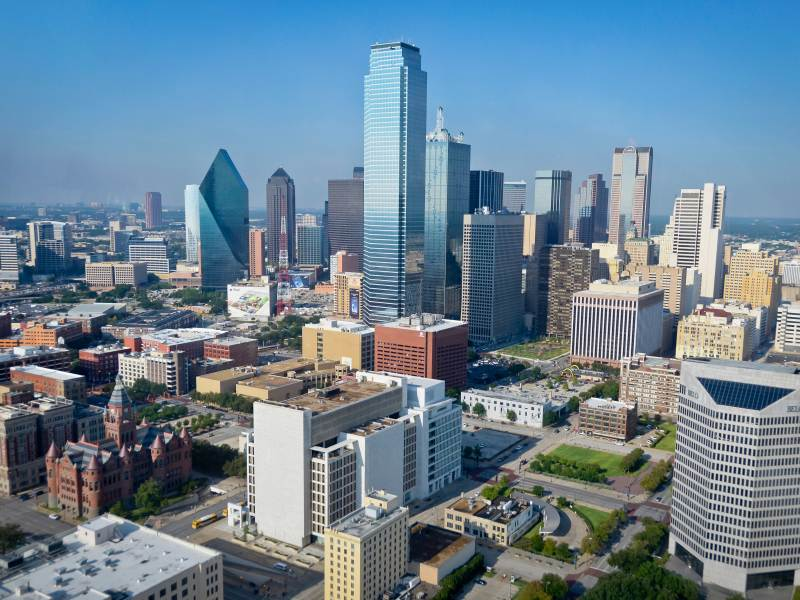 upoznavanje usluga u Dallas Texasu