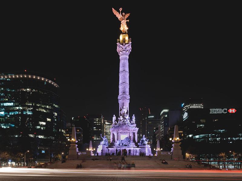 Simbol grada – Anđeo nezavisnosti