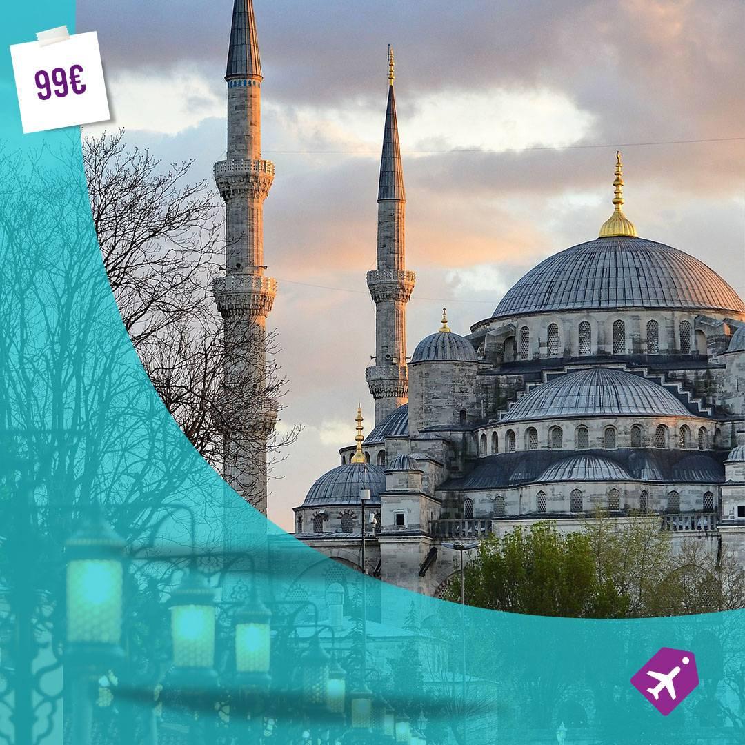 Beograd Istanbul letovi avio karte