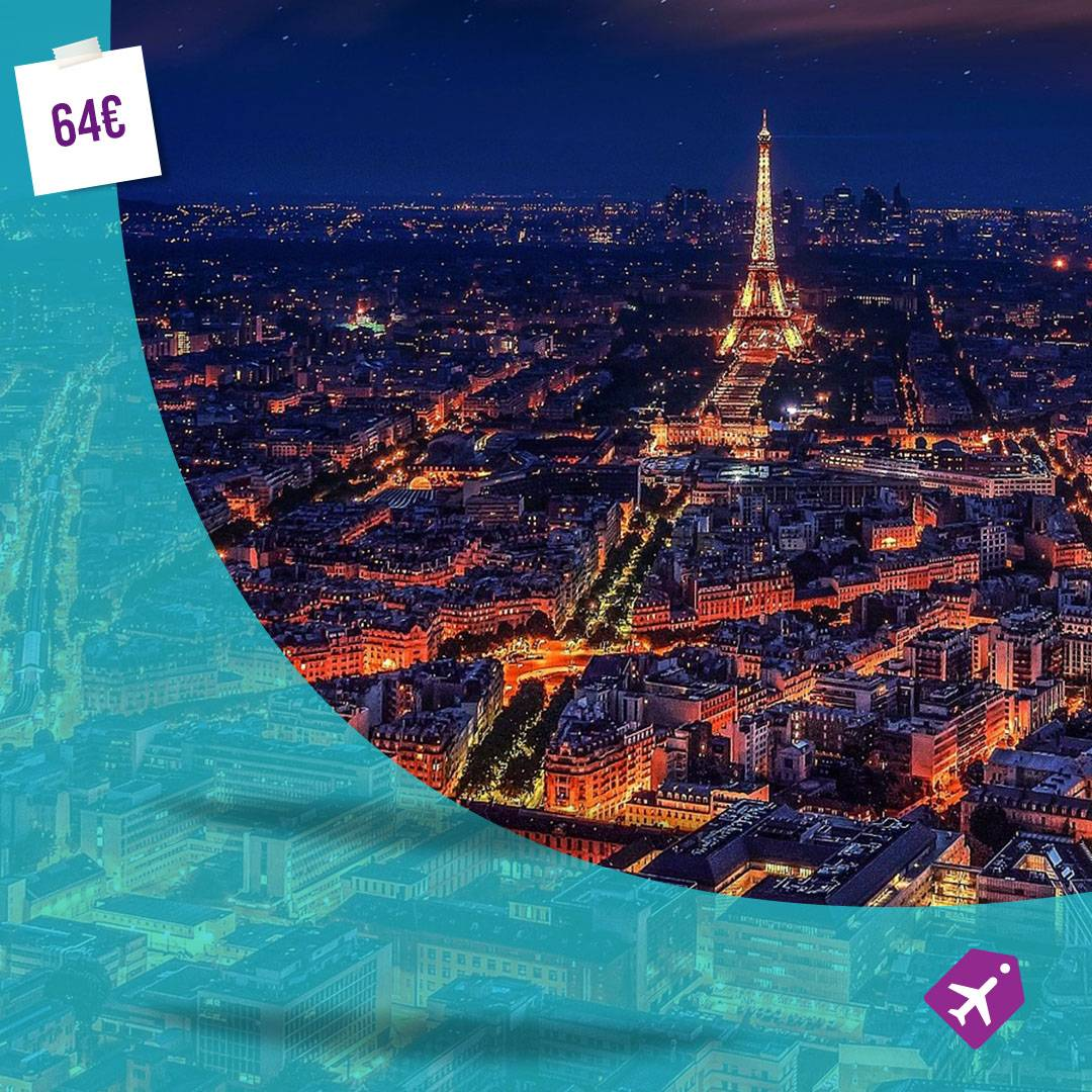 Beograd Pariz letovi avio karte