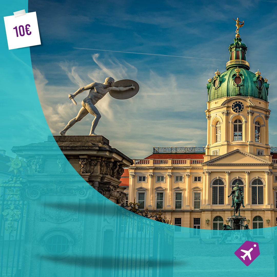 Nis Berlin flights airline tickets