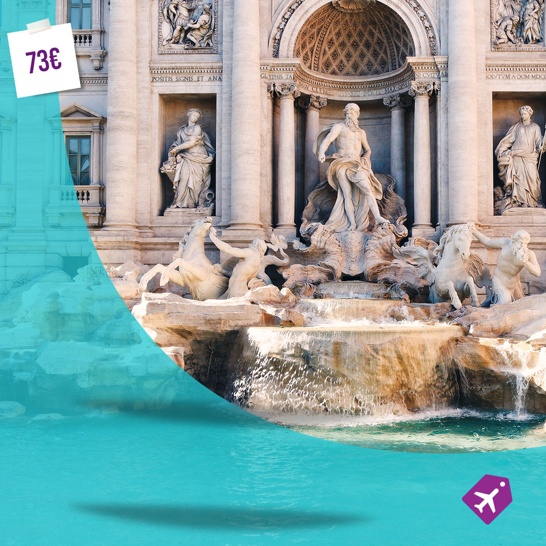 Nis Rome flights airline tickets