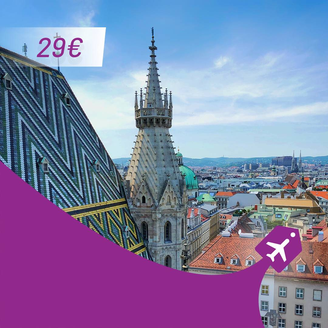 Letovi Niš Beč aviotag